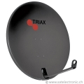 SAT Antenne TDS 88 Triax - anthrazit